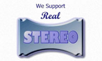 We Support Real Stereo - with TNT Audio
